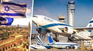 Израиль приступил к возобновлению международного авиасообщения