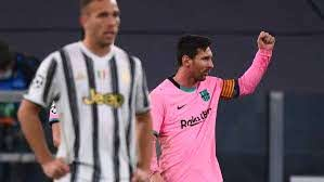 В матче второго тура группового этапа Лиги чемпионов «Ювентус» принимал «Барселону»