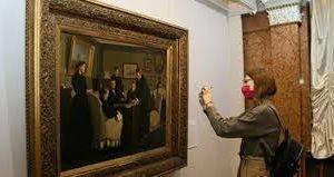 Картины художников-передвижников выставлены в Самарском областном музее