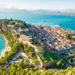 Полуостров Пелопоннес - рай для туризма