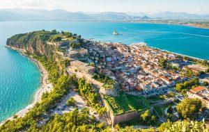 Полуостров Пелопоннес — рай для туризма