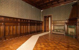 Интерьеры последнего дворца Николая II в Царском Селе откроют для публики в 2021 году