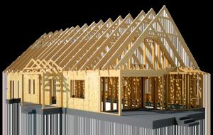 Что такое каркасные дома?