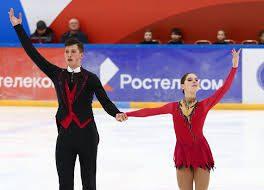 Призеры Финала Гран-при 2019 года Анастасия Мишина и Александр Галлямов выиграли соревнования в парном фигурном катании
