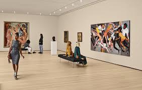 Обновилась постоянная экспозиция музея современного искусства в Нью-Йорке