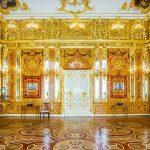 Уникальные предметы из Янтарной комнаты покажут на выставке в Петербурге