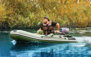 Надувные лодки из ПВХ от компании Aquamania
