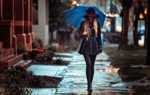 Выбираем желанную модель зонта