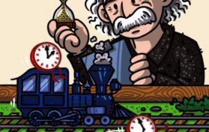 Теория хронометража сочетает в себе квантовые часы и теорию относительности Эйнштейна