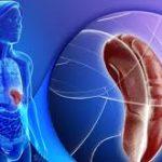 Блуждающая селезенка смещалась на 30 сантиметров в животе женщины