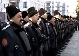 За туристами в Сочи на Новый год будут следить казаки