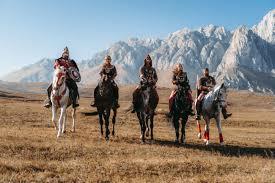 В Северной Осетии возрождают конный театр «Нарты»