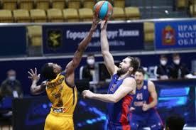 Краснодарский «Локомотив-Кубань» на выезде победил «Андорру» с впечатляющим счетом 106:100