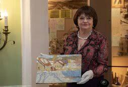 Картину Кима Бритова, считавшуюся утраченной, обнаружили в Самаре