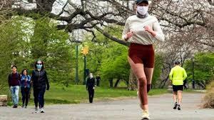 Можно ли носить маски по время занятий спортом