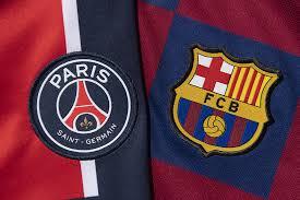 «Барселона» и «ПСЖ» сыграют в 1/8 финала плей-офф Лиги чемпионов