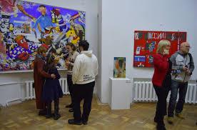 Выставка работ из коллекции Андрея Малахова открылась в Апатитах