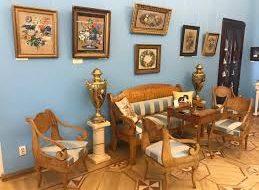 В Подмосковье вновь открыта для посещения выставка «Узоры пушкинских времен»