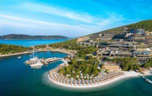 LUJO Bodrum 5* признан лучшим курортным отелем в мире 2020