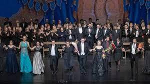 Во Владивостоке прошла мировая премьера оперы «Идиот»