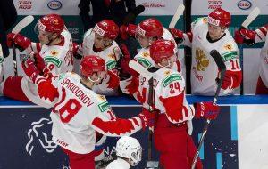 Игорь Ларионов: Не смотрю на возраст игроков