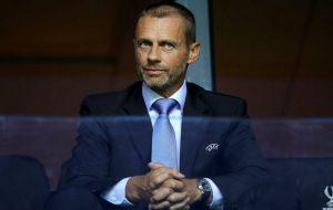 УЕФА подтвердил решение о проведении чемпионата Европы в 12 городах