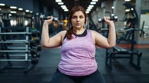 Ученые выяснили, что физические нагрузки не избавляют людей с избыточным весом от проблем с сердцем