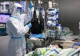 Каждый пятый госпитализированный пациент с диабетом и COVID-19 умирает в течение 28 дней