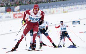 Лидер нашей сборной выиграл скиатлон и завоевал первое «золото» чемпионатов мира в карьере