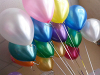 Заказ воздушных шариков