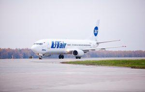 Utair возобновляет полеты из Москвы в Геленджик