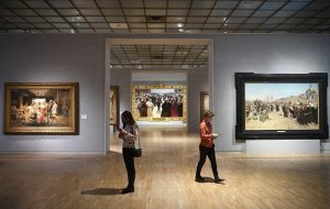 Третьяковка покажет картины Репина в Париже и Хельсинки
