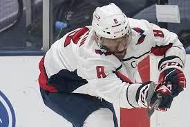 Овечкин вышел на второе место в НХЛ по голам в большинстве