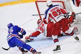 СКА обыграл ЦСКА и размочил счет в полуфинальной серии Кубка Гагарина