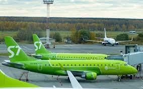 S7 Airlines запустила распродажу по всем российским направлениям