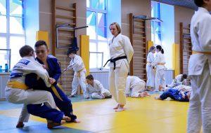 Школа дзюдо имени Анатолия Рахлина отмечает юбилей