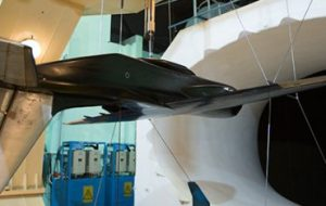 Модифицированный легкий конвертируемый самолет испытали в ЦАГИ
