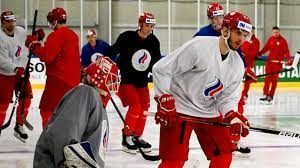 Сборная России по хоккею заявила на ЧМ 17 игроков