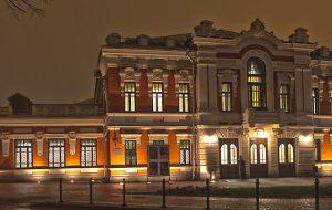 Александринский и псковский театры готовят первый совместный спектакль