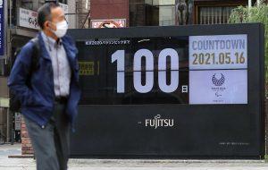 В Токио запустили обратный отсчет за 100 дней до Паралимпиады