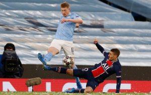 Клуб из Манчестера дважды обыграл «ПСЖ» и вышел в финал Лиги чемпионов