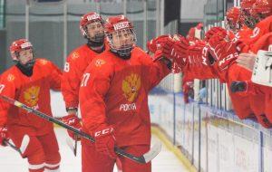 Россия в полуфинале юниорского ЧМ сыграет с Финляндией