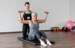 Физические упражнения в среднем возрасте не спасают женщин от снижения когнитивных функций