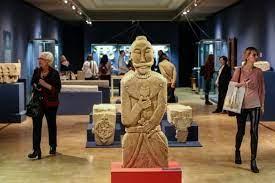 В центре «Эрмитаж-Казань» открылась выставка, посвященная искусству Китая