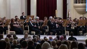 В Санкт-Петербурге отметили 100-летие филармонии