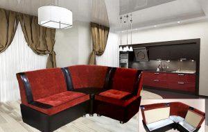 Мебель от фабрики Новый Стиль