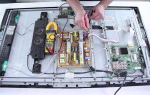 Ремонтные услуги плазменных и ЖК телевизоров от компании «El-master»