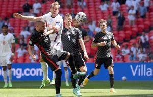 Англичане впервые выиграли свой дебютный матч на чемпионате Европы