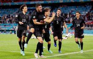 Франция, Португалия и Германия вышли в плей-офф Евро-2020