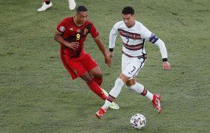 Португалия проиграла Бельгии и не смогла защитить титул чемпиона Европы
